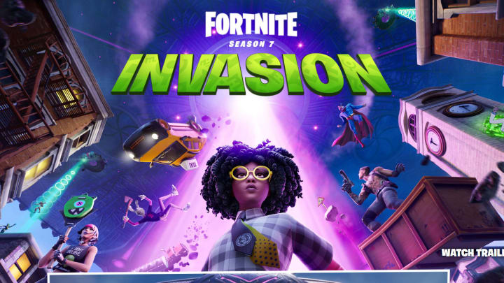 Fortnite Chapter 2: Season 7 allows players to fly UFOs and abduct others on the map.