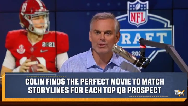 "Colin Cowherd on ""The Herd with Colin Cowherd"""