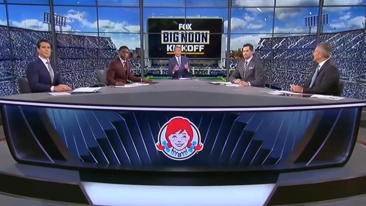 "Fox Sports' ""Big Noon Kickoff"""