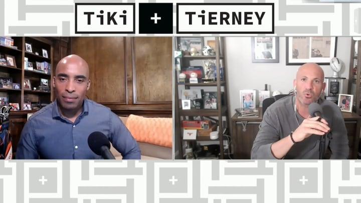 Tiki Barber and Brandon Tierney on Tiki and Tierney