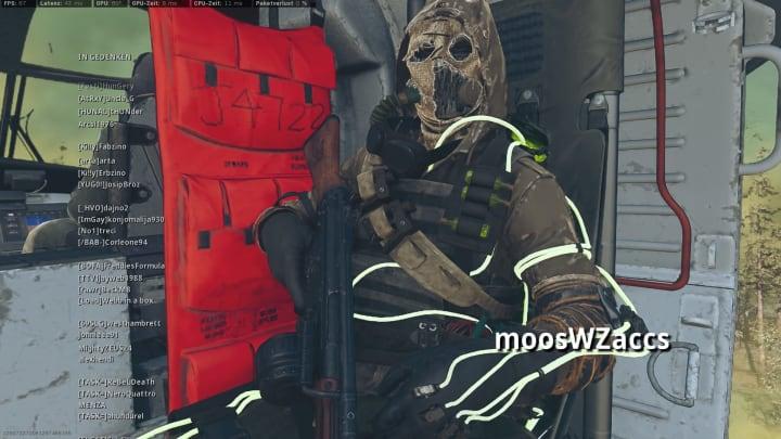 Warzone Hacker Leaked Skin