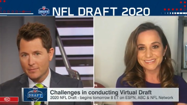 Matt Barrie and Dianna Russini on ESPN