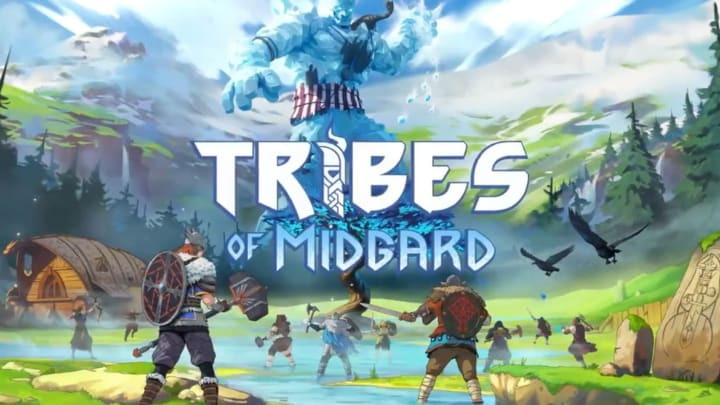 Tribes of Midgard, the latest cooperative Viking-themed title, has been revealed by Gearbox Software at E3 2021.