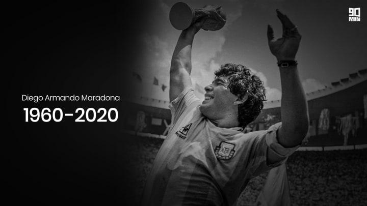 La mort de Diego Maradona a rendu exsangue le monde du football.