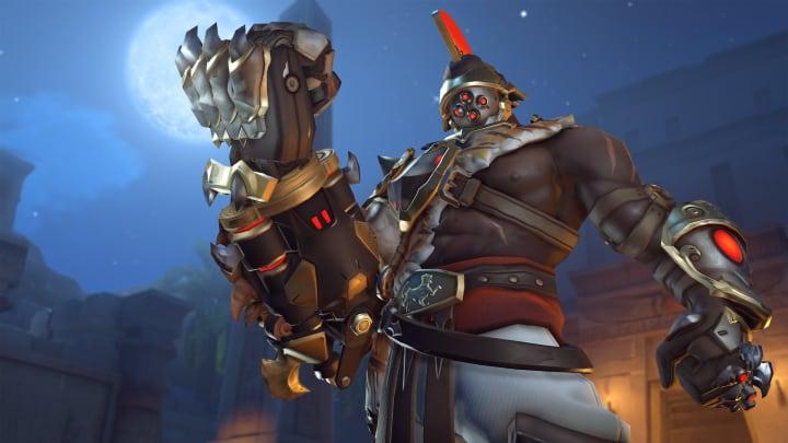 Gladiator Doomfist.