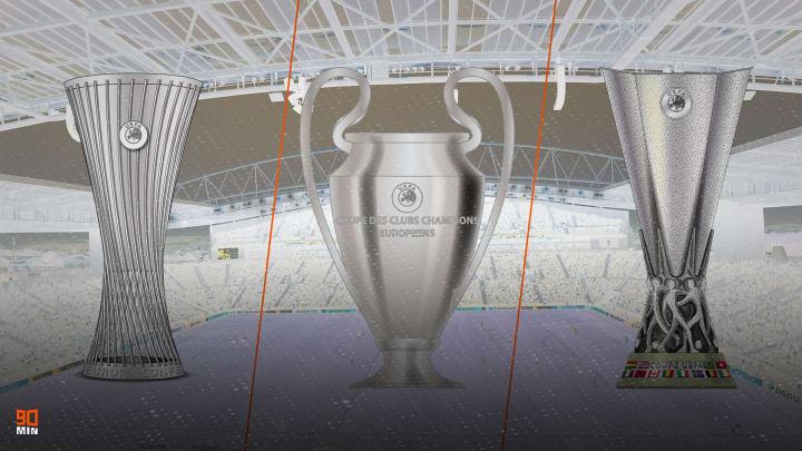 Gli incassi UEFA e i premi Champions, Europa e Conference League 2021-22