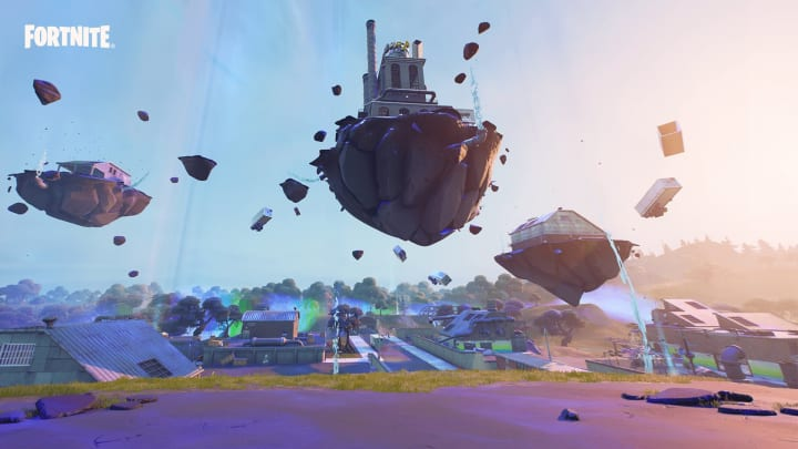 The latest patch notes for Fortnite v17.30 dropped, revealing a new weapon, limited time mode, and map changes.