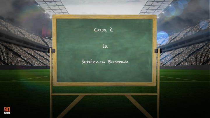Cosa è la Sentenza Bosman