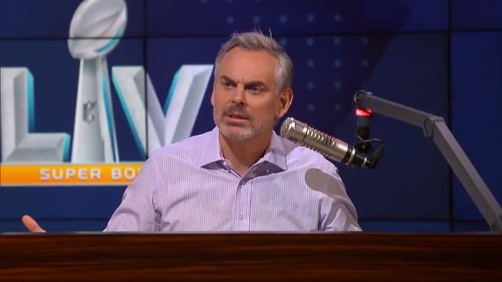 Colin Cowherd discusses Super Bowl LV