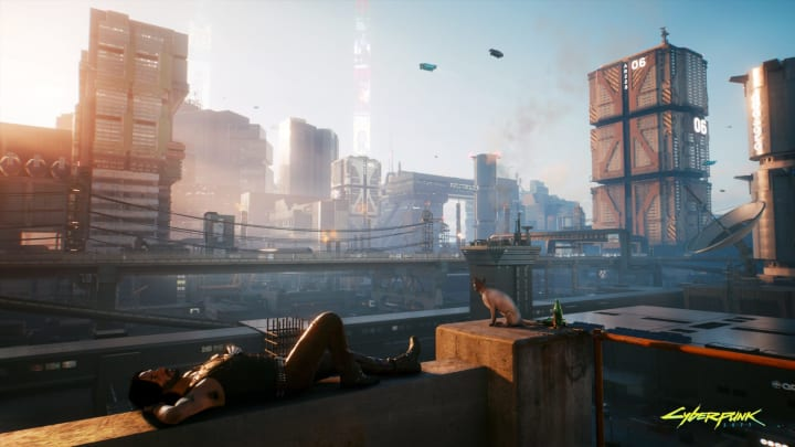 The source code for Cyberpunk 2077 was never made public.