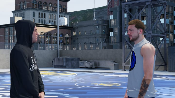 Here's what you should do after finishing your college games in NBA 2K22 MyCareer.