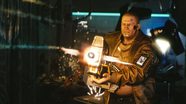 Choosing the right dialogue in Cyberpunk 2077 Violence quest opens up more of the story.