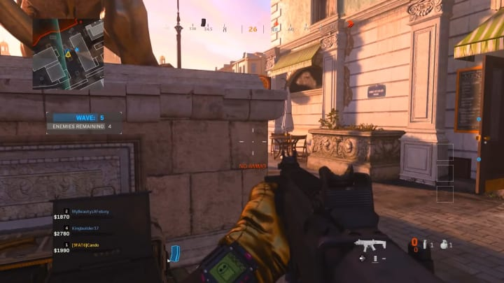 How to unlock the CX-9 SMG in Modern Warfare