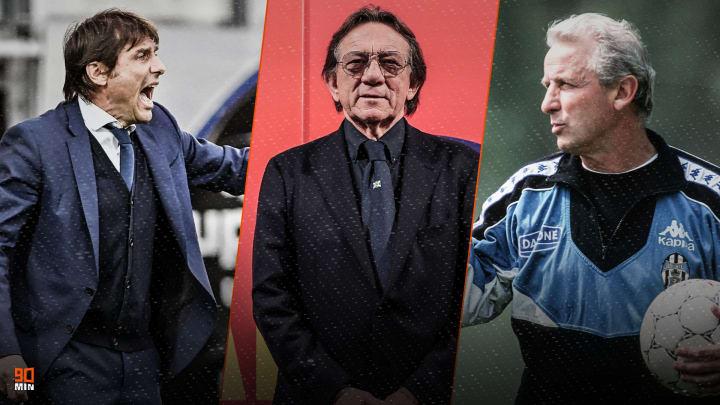 Allenatori e giocatori di Juve e Inter vincitori di almeno uno Scudetto