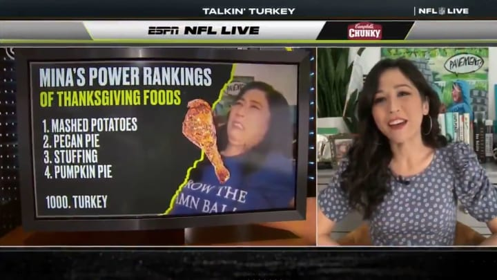 "Mina Kimes on ""NFL Live"""