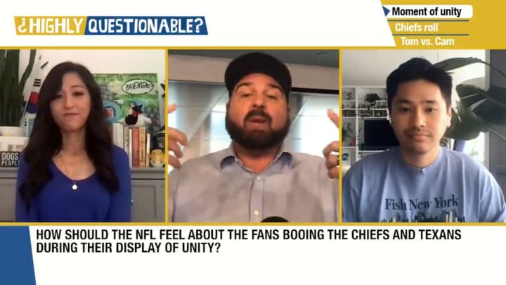 """Dan Le Batard, Mina Kimes and Pablo Torre on """"Highly Questionable"""""""