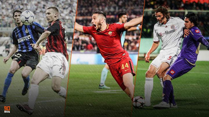 Le gare europee delle italiane decise dal gol in trasferta