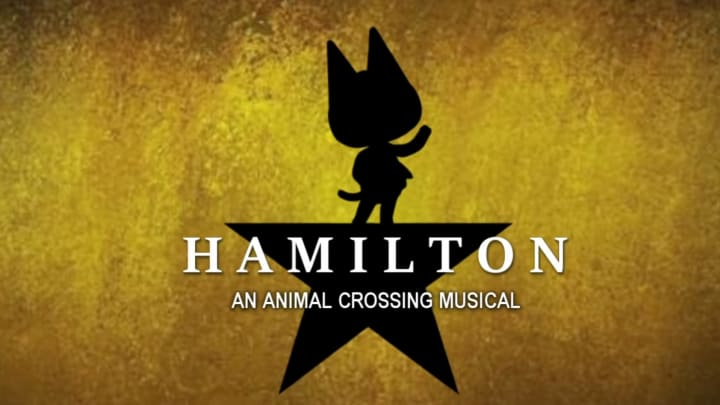 """YouTube creator Guitar_Knight14 has set out to recreate the entire hit Broadway musical """"Hamilton"""" in Animal Crossing: New Horizons."""