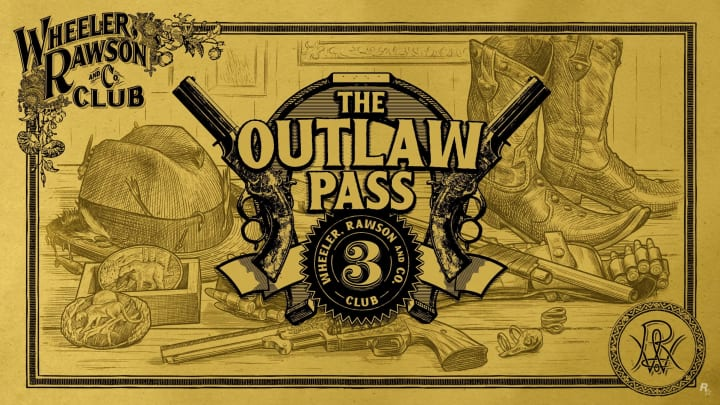 Details on The Outlaw Pass No. 3 for Read Dead Online.