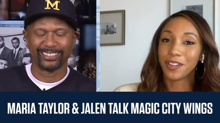 "Maria Taylor joins Jalen Rose on ""Jalen & Jacoby"""