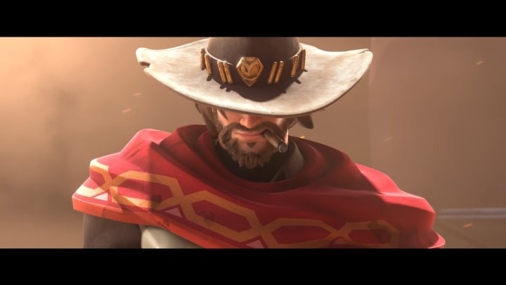 McCree is among the S-tier heroes for January 2021
