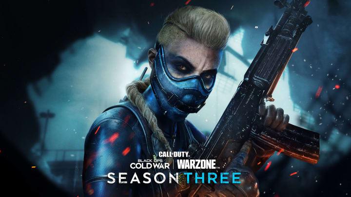 Art of the leaked Season Three Operator.