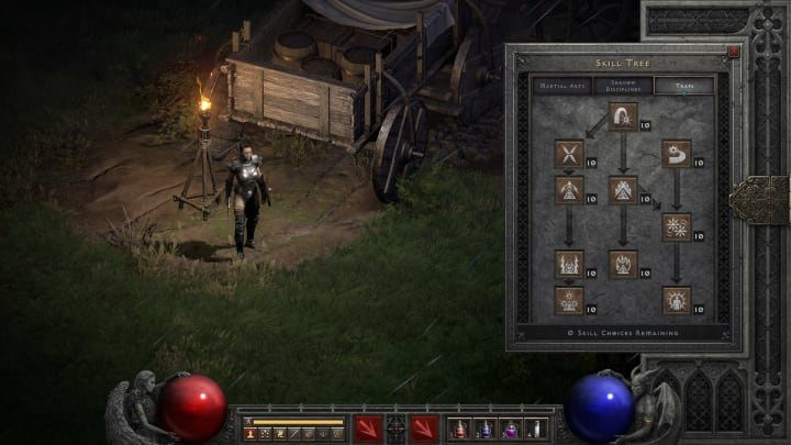 The Prismatic Amulet is one of the most versatile defensive items in Diablo II: Resurrected.