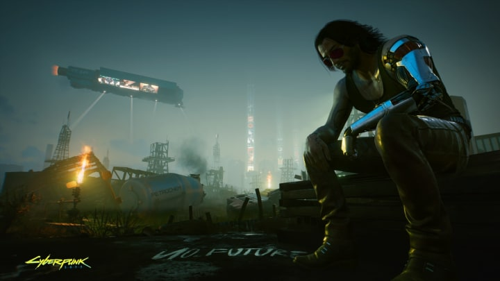 Cyberpunk 2077's lauded E3 demo was almost entirely fake, per a Bloomberg report.