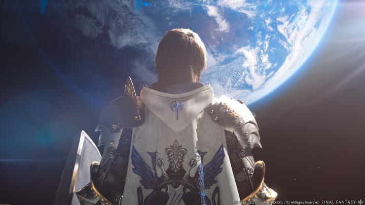 Endwalker will take players into outer space.