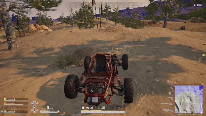 PLAYERSUNKNOWN'S BATTLEGROUNDS player wins the match with a kamikaze-like play following the release of C4 in PUBG Update 7.3.