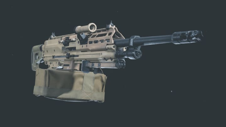 Here are the best attachments to use on the RAAL MG in Call of Duty: Warzone Season 5.
