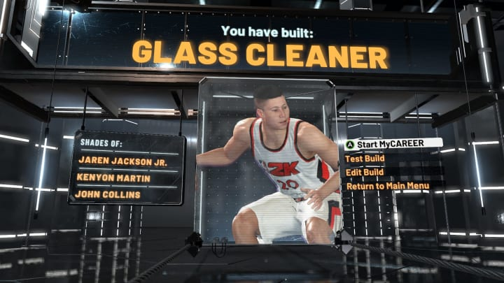 Here is the best big man build for those looking to be able to hold their own in both the park and Rec Center in NBA 2K22 MyCareer on Current Gen.