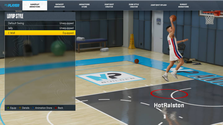 Here are the best layup animations to equip in NBA 2K22 MyCareer on Current Gen and Next Gen.