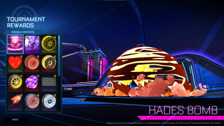 Hades Bomb Rocket League: Everything You Need to Know