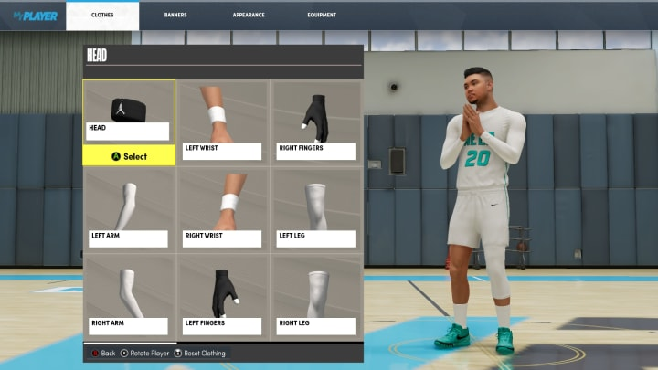 Here's the breakdown of where to buy clothes in NBA 2K22 MyCareer on Current Gen and Next Gen.