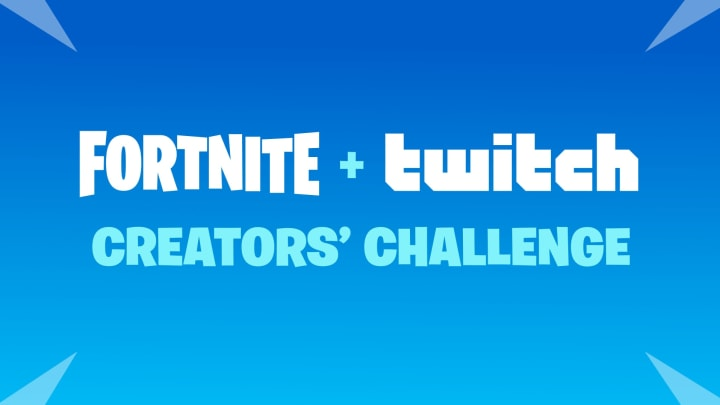 The Fortnite & Twitch Creators' Challenge began on Nov. 16 and an opportunity for players to support a favorite Twitch creator to win prizes.