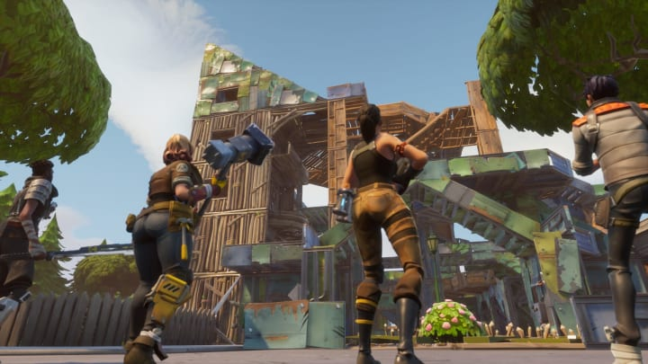 Finding all of the rarities can be more difficult for players in this week's challenge. Here's the best way to go and find them. | Photo by Epic Games