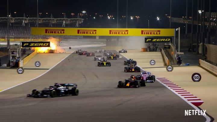 """Formula 1: Drive to Survive"""