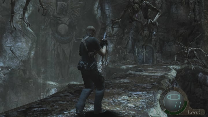 Development on the Resident Evil 4 remake has reportedly taken a new direction.