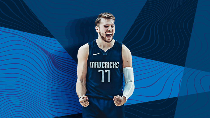 Luka Doncic is continuing to prove he's the best there's ever been