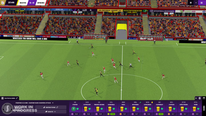 Football Manager 2021 is on its way...