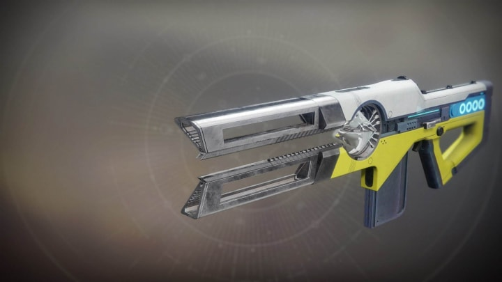 The Prometheus Lens briefly dominanted Crucible