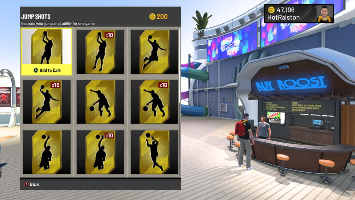 Here is a breakdown on where to buy Skill Boosts in NBA 2K22 MyCareer on Current Gen and Next Gen.