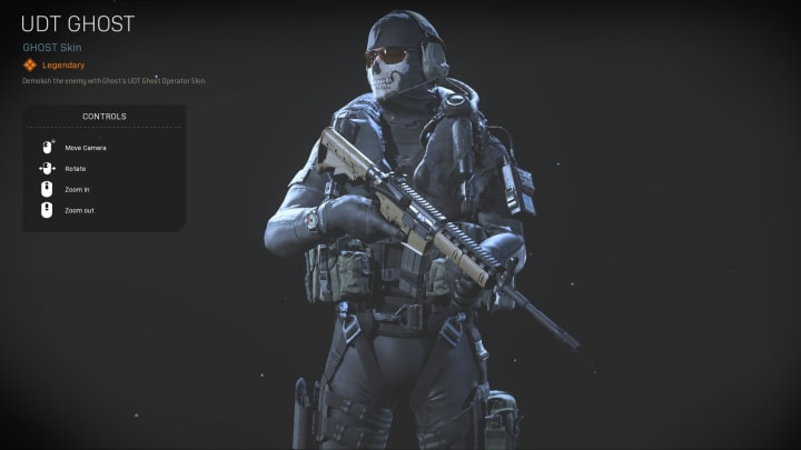 UDT Ghost