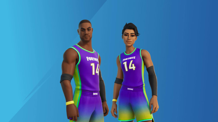 Fortnite and NBA teams are teaming up for virtual collaboration
