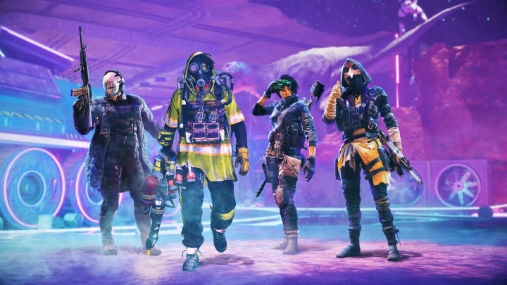 XDefiant, a new free-to-play arena FPS by Ubisoft, is adorning the Tom Clancy brand, except this time, there will be abilities too. | Photo by Ubisoft
