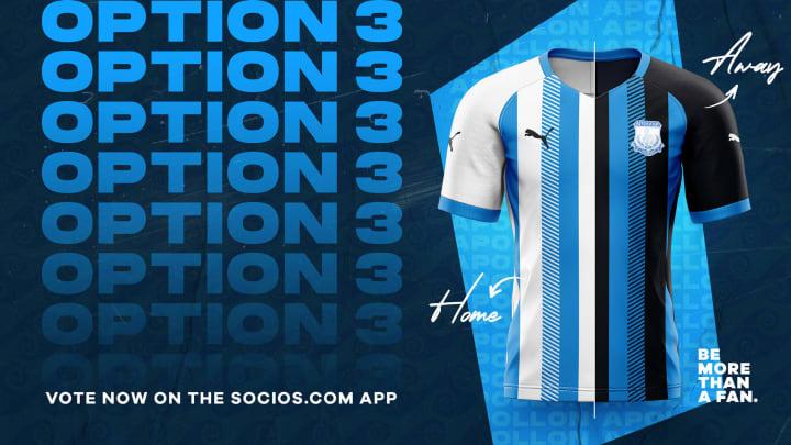 Apollon's third shirt option