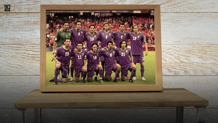 L'Italia a Euro 2008
