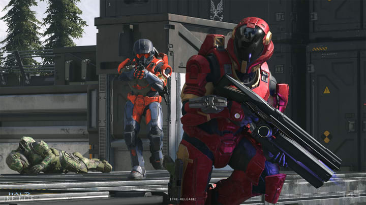 As invites for Halo Infinite's multiplayer technical preview have begun to go out, a 343 Industries dev has shed some light on the selection process.