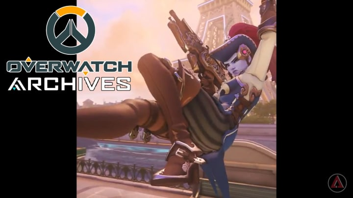 Blizzard has announced the release of a new skin for Widowmaker with the return of the Overwatch Archives.